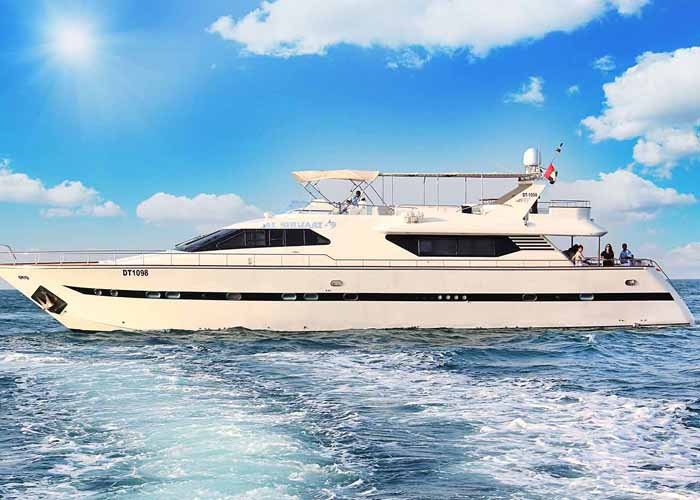 85 Feet Luxury Yacht  in Dubai